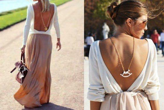 Looks costas de fora tendência verão 2016 por Alexandra Evangelista